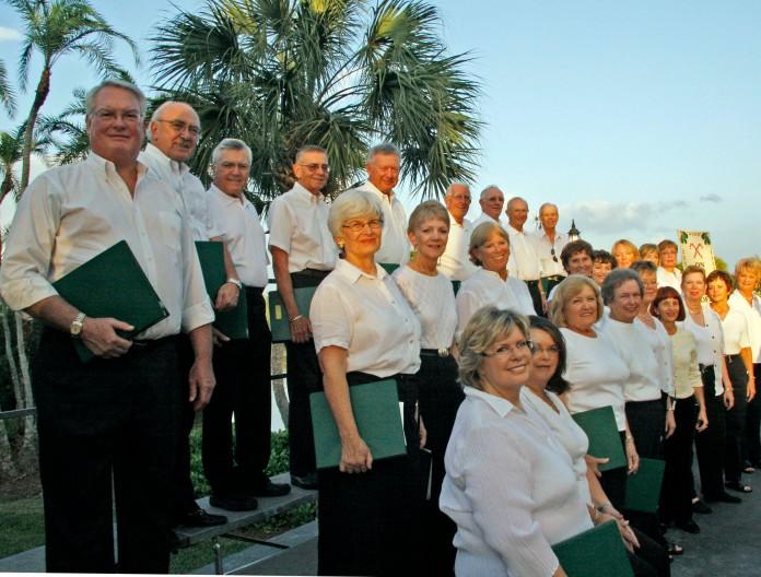Bonita Bay Singers Perform