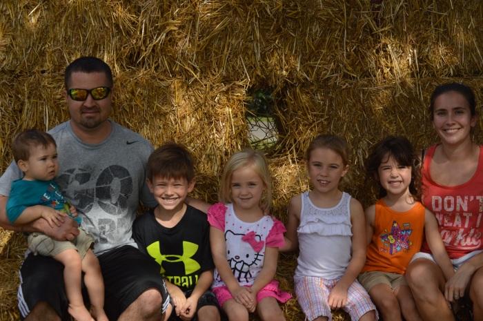 Mason Corbin Family