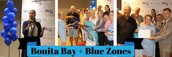 Bonita Bay + Blue Zones