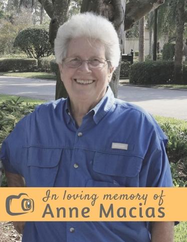 In memory of Anne Macias